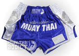#ECMT East Coast Muay Thai Shorts