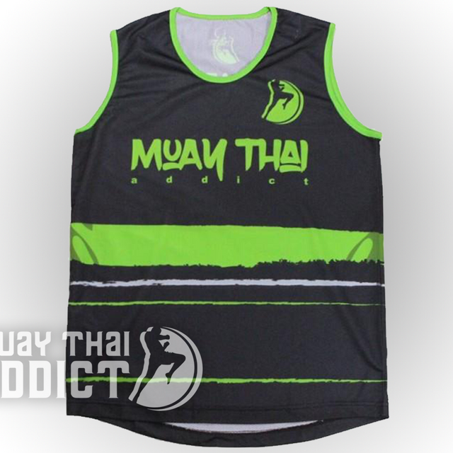 Green and Black MTA Jersey