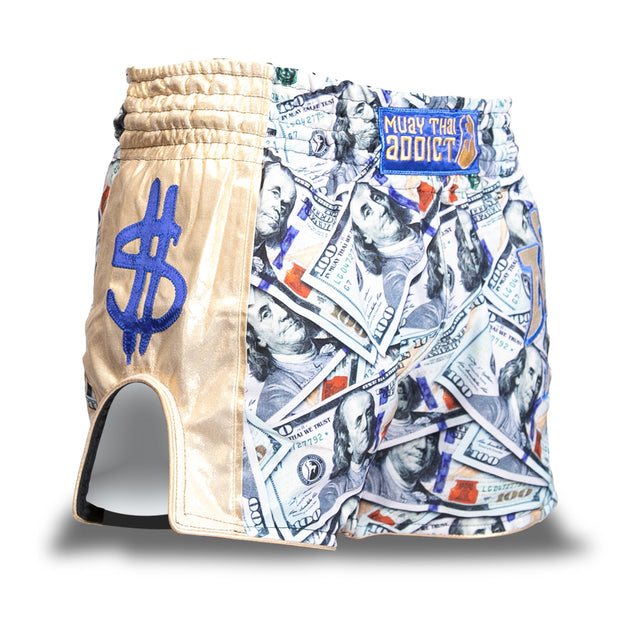 C.R.E.A.M. Money Muay Thai Shorts - Pre-Order