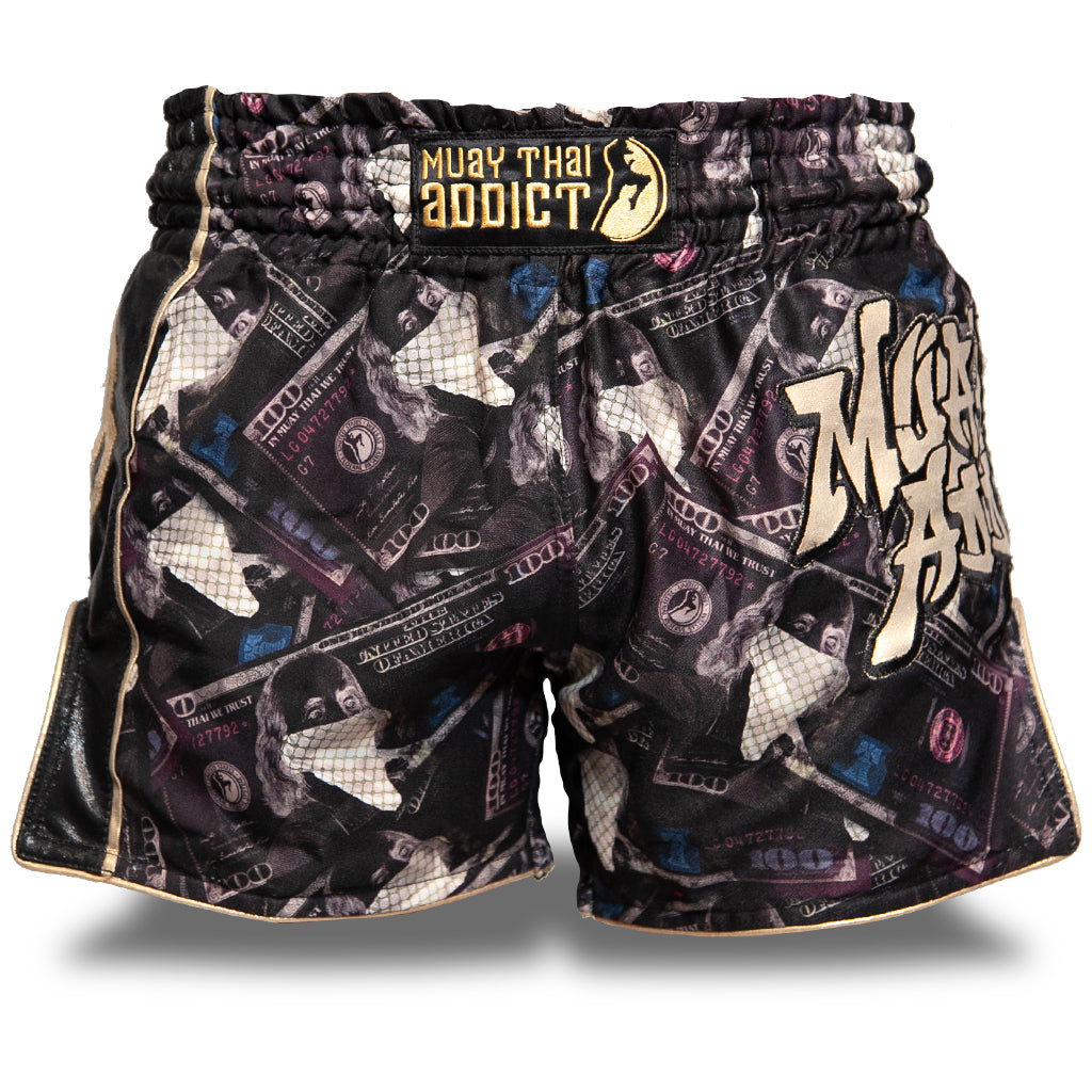 Dark Money Muay Thai Shorts