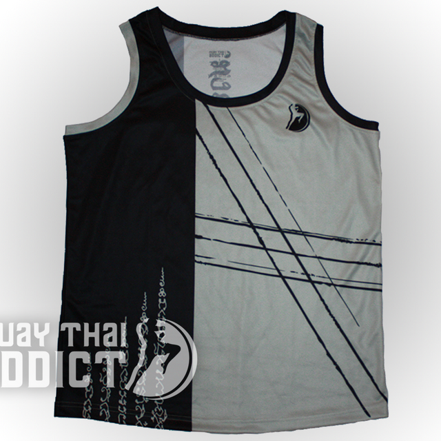 Kratoo Jed Bak Jersey - Grey and Black