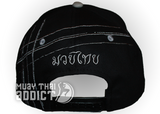 Baramee Phra B.C. Cap - Grey and black