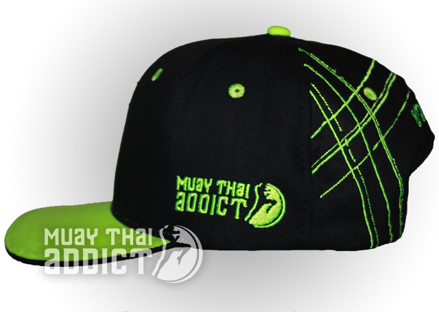 Baramee Phra B.C. Cap - Green and black