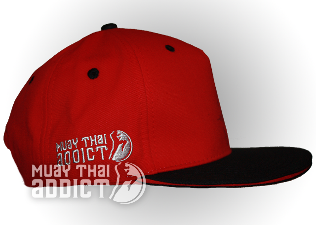 Paed Tidt Cap - Red