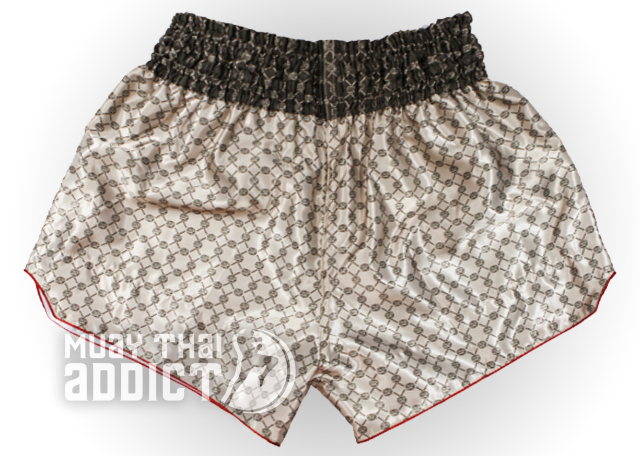 LIMITED QUANTITIES - Platinum Series - Beige Quantum Pattern