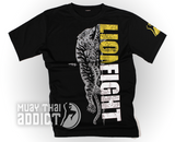 Lion Fight Veritical Lion T-Shirt