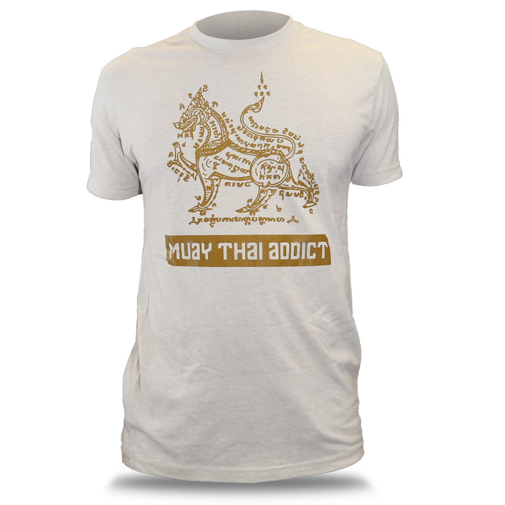 MTA King of the Lions Shirt- Beige & Brown