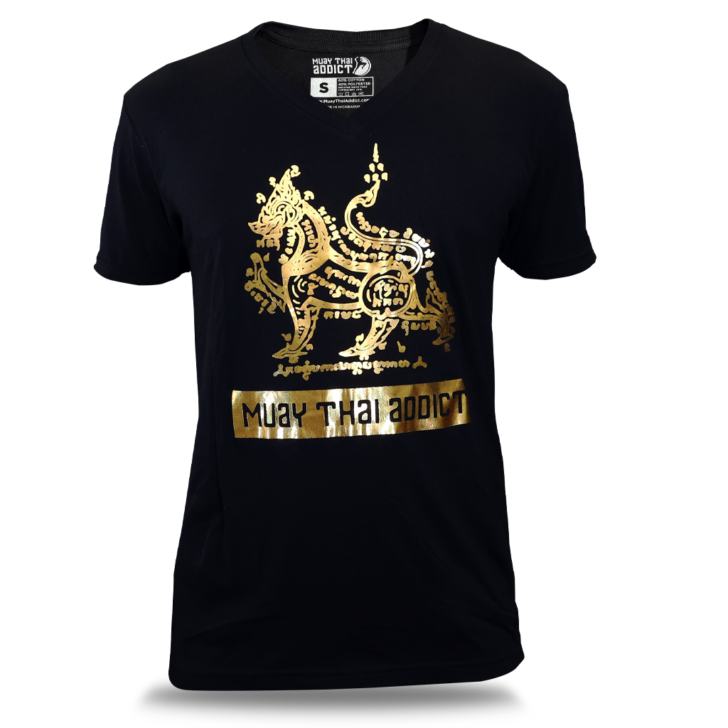 MTA King of the Lions Shirt- Gold