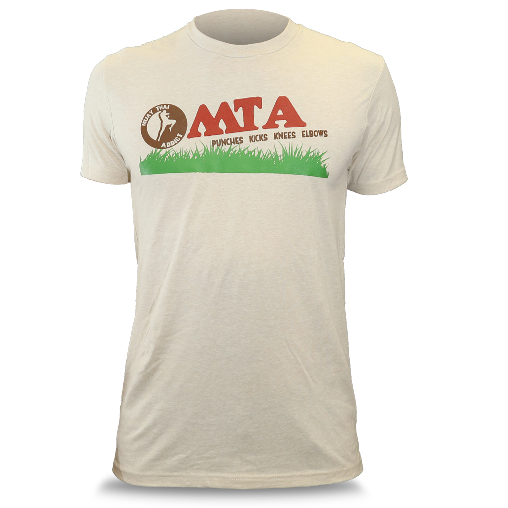 "MTA ""Coaches Break"" T Shirt-  Beige Sand"