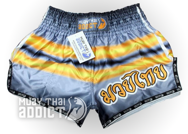 Muay Thai Addict Californication shorts