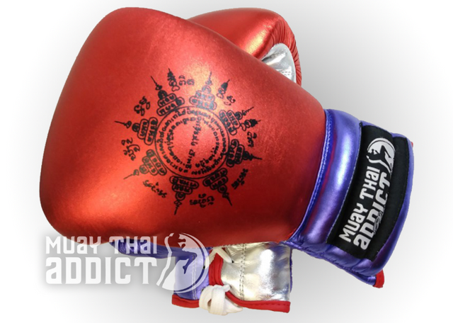 Paed Tidt Pro Boxing Gloves - Platinum Series