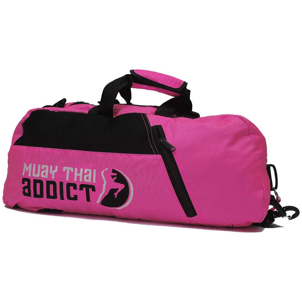 Pink MTA Gym Bag