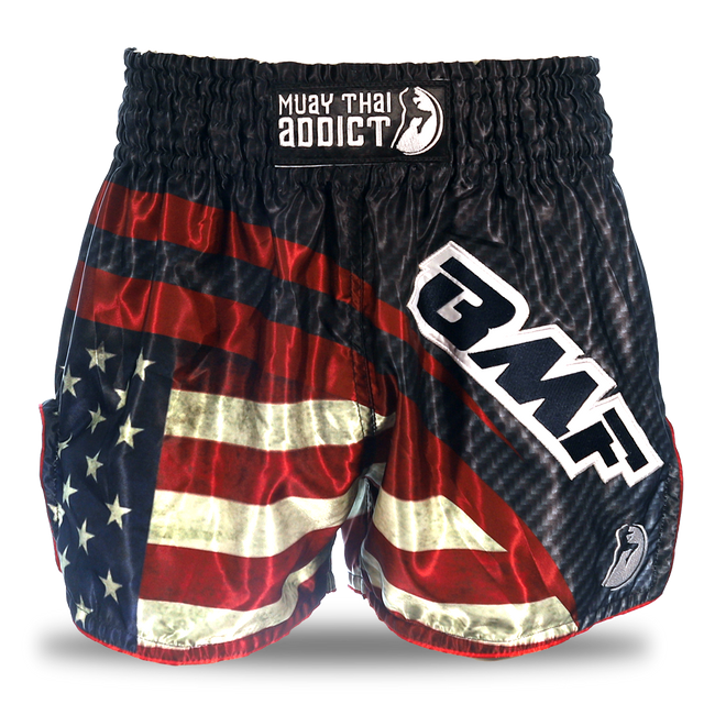 "Donald ""Cowboy"" Cerrone Signature Series Muay Thai shorts"