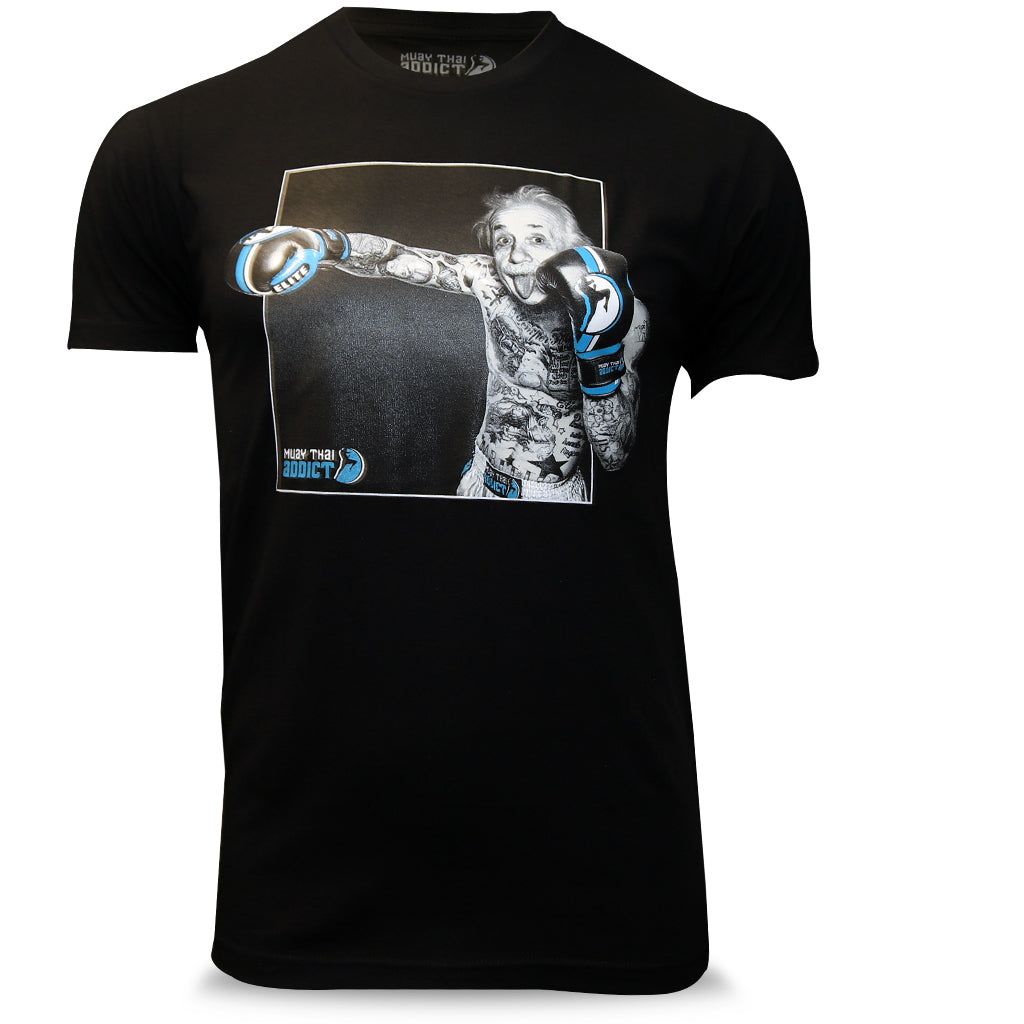 H.F. Einstein Muay Thai - Black
