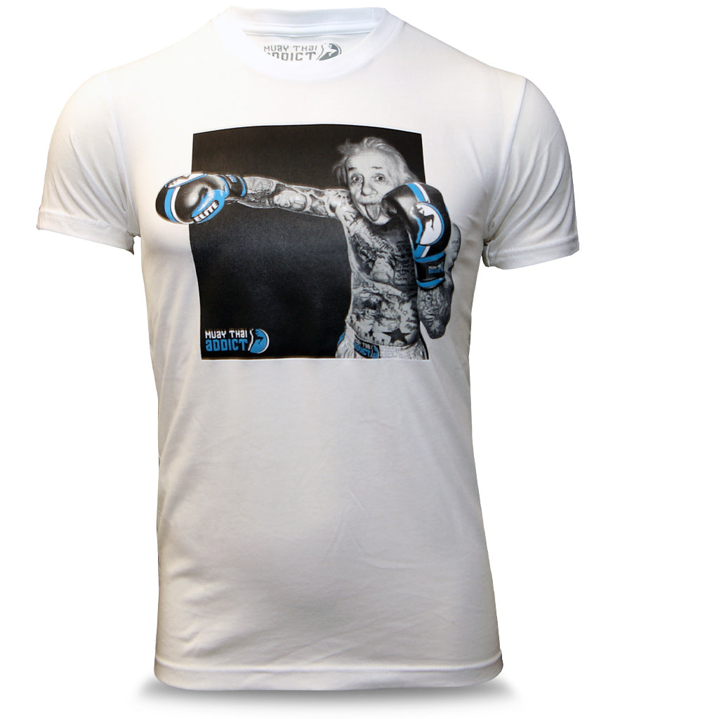 H.F. Einstein Muay Thai - White