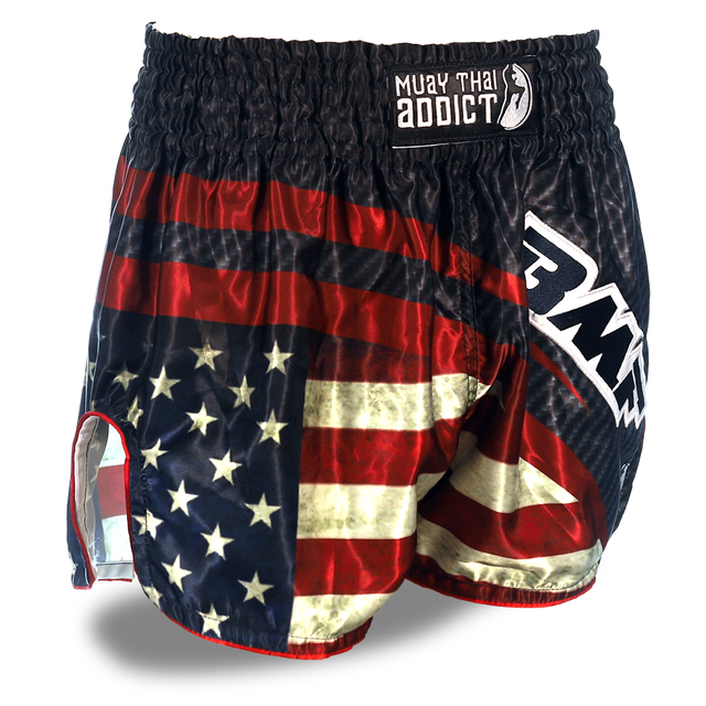 "Donald ""Cowboy"" Cerrone Signature Series BMF Muay Thai shorts"