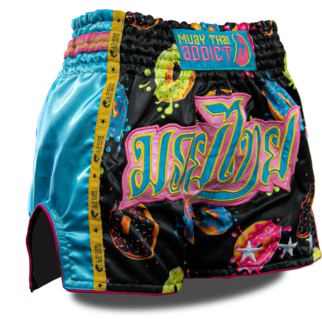 PRE-ORDER Donut Dream Muay Thai Shorts