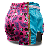 Pink Coconut Muay Thai Shorts