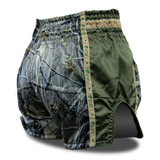Woodland Camo Muay Thai Shorts
