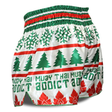 Ugly Sweater Muay Thai Shorts