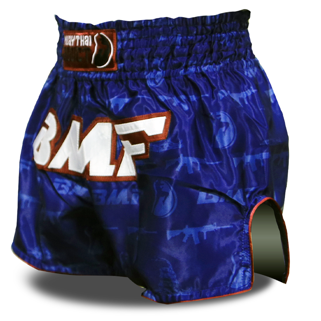 BMF American Patriot Muay Thai Shorts