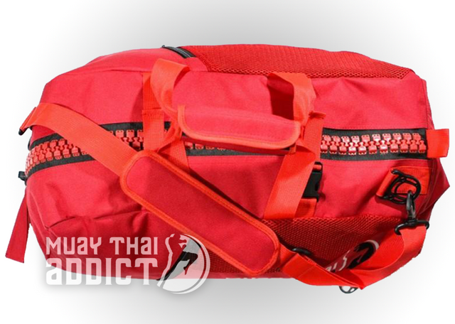 RED Muay Thai Addict Gym Bag