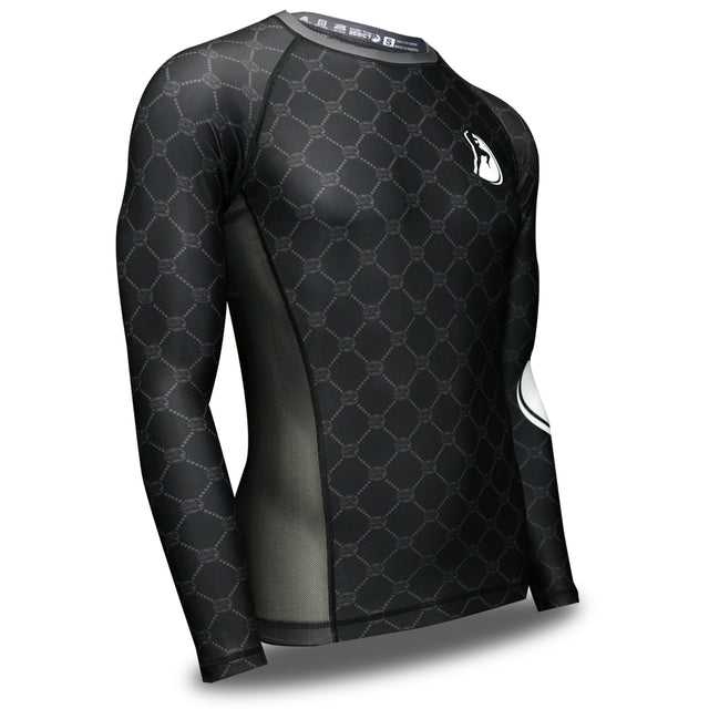 MTA Rash Guards - Black