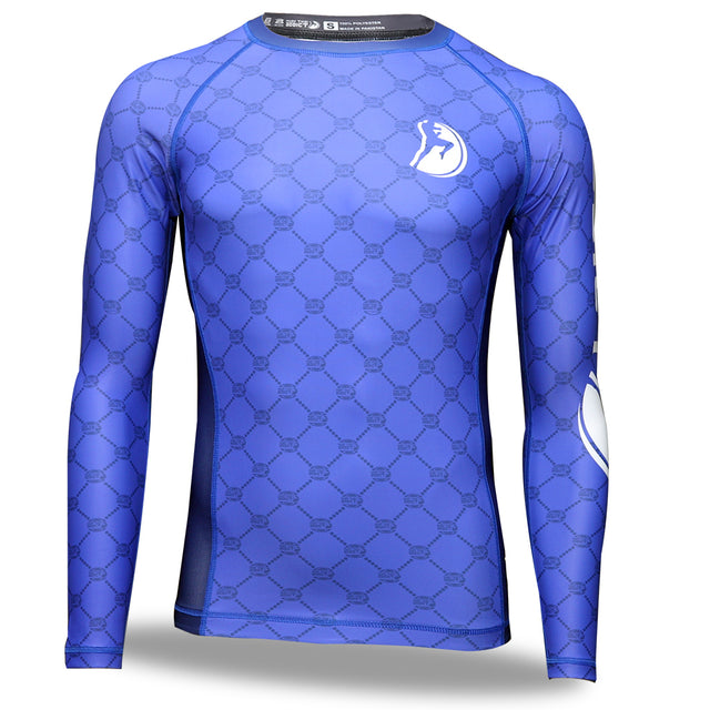 MTA Rash Guards - Blue