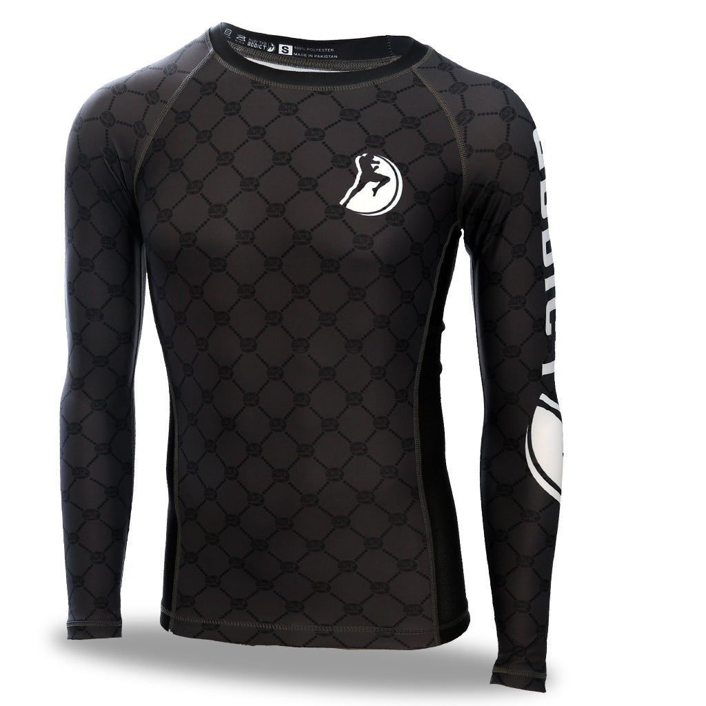 MTA Rash Guards - Grey