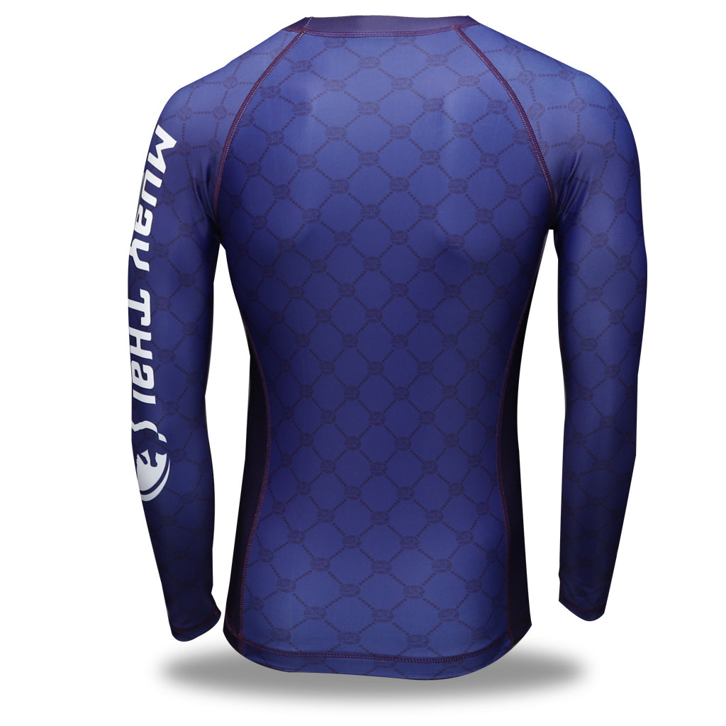 MTA Rash Guards - Purple