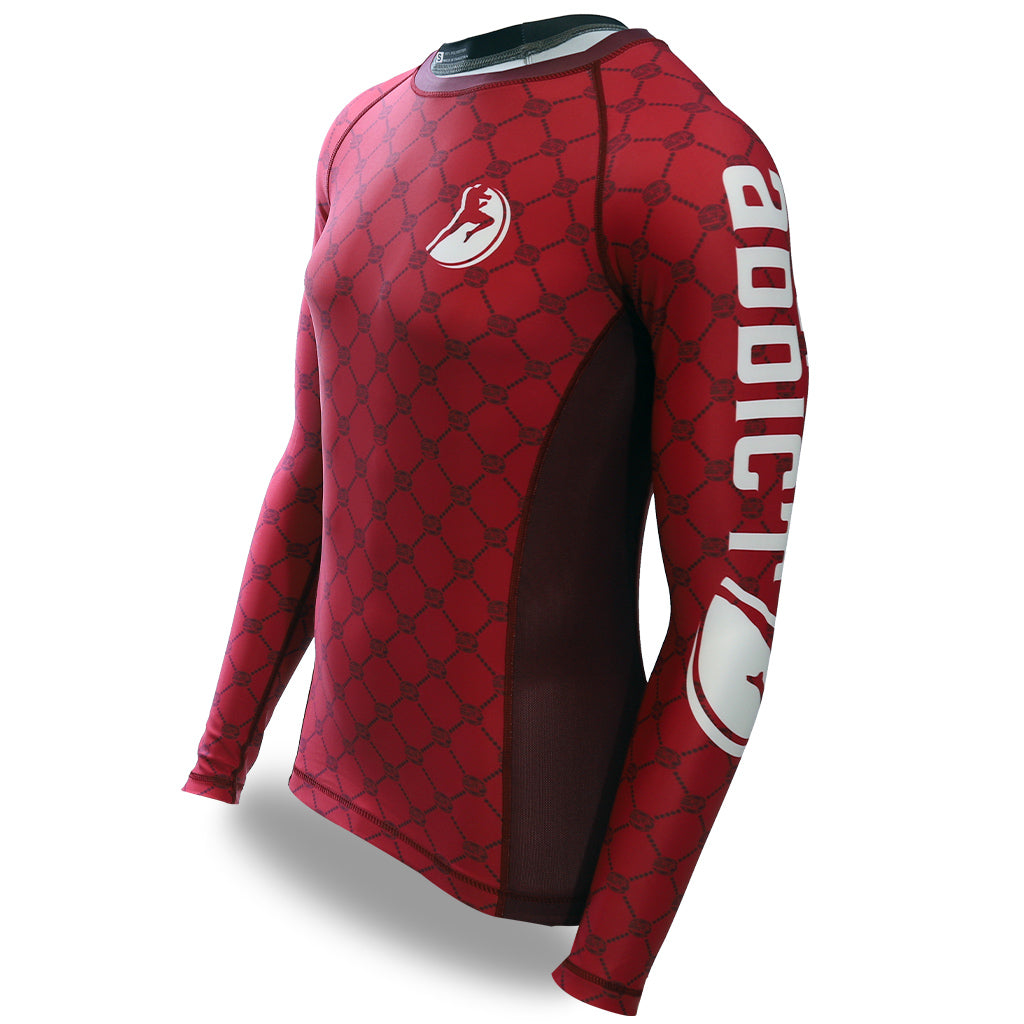 MTA Rash Guards - Red