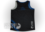 Kao Yod Jersey - Blue and Black
