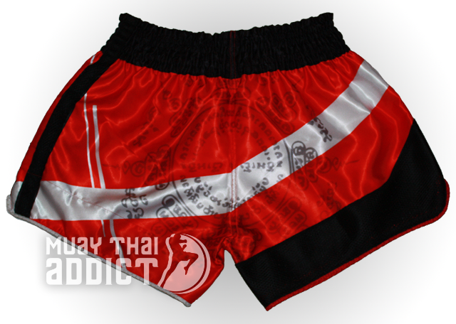 Paed Tidt Shorts - Red