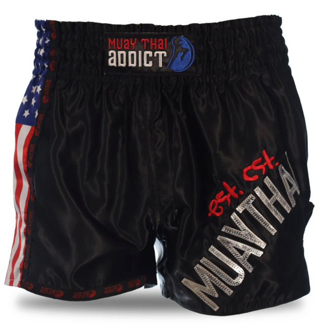 American Hustle Muay Thai Short