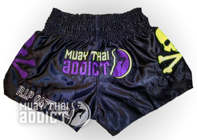 Soul Assassin Nobility - Muay Thai Shorts