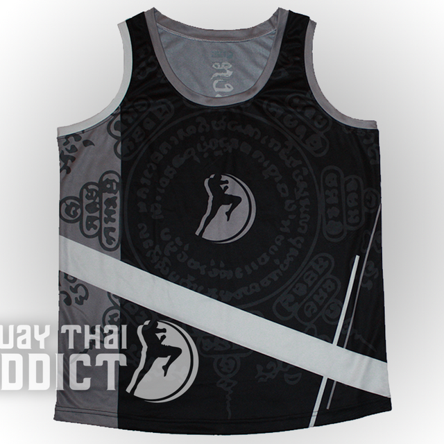 Paed Tidt Jersey - Grey and Black