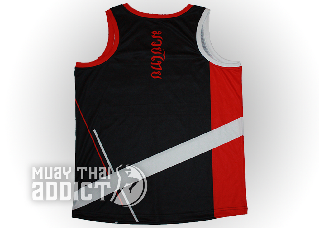 Paed Tidt Jersey - Red and Black
