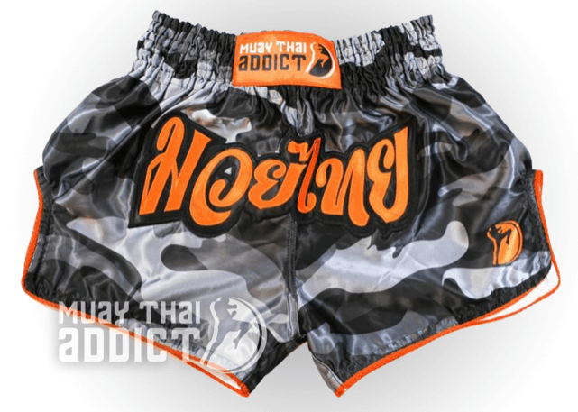 Urban Camo Spark Muay Thai Shorts