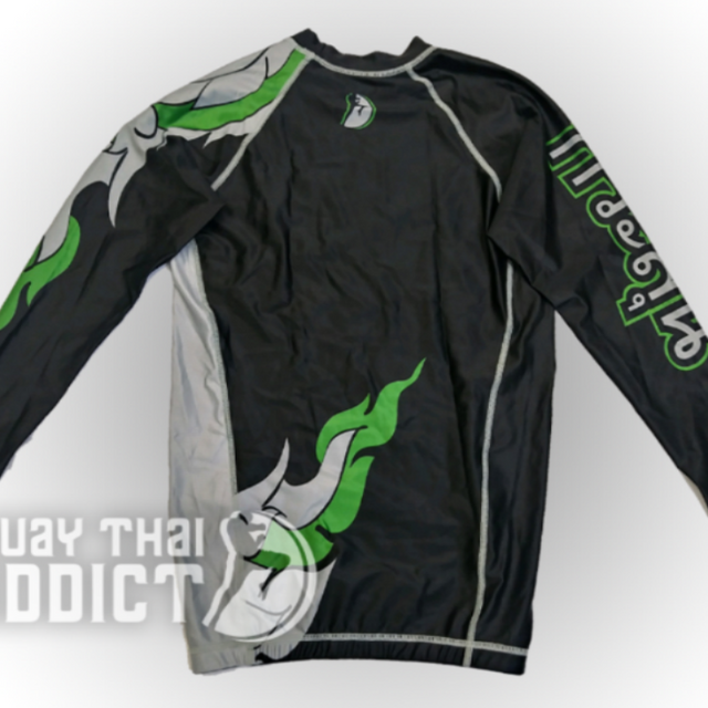 "VS Signature ""Bullet"" Line - Combat Rash Guard"