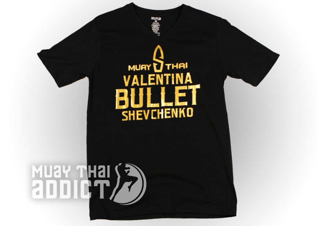 "VS Signature ""Bullet"" Line - Golden Bullet T-Shirt"