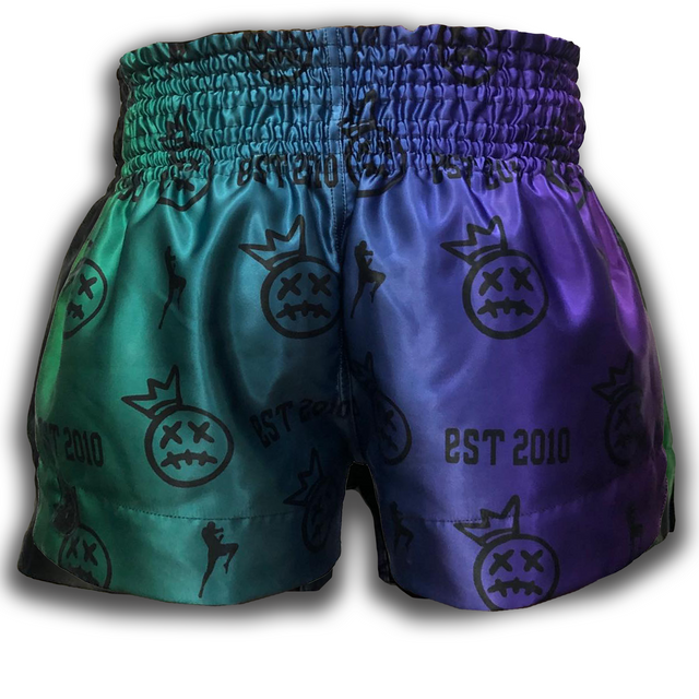 Chameleon Crown Collector  Muay Thai Shorts