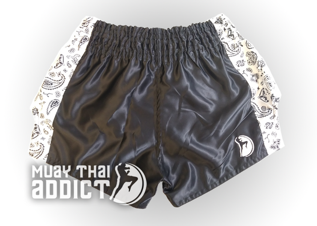 MTG Paradise Muay Thai Shorts - Black