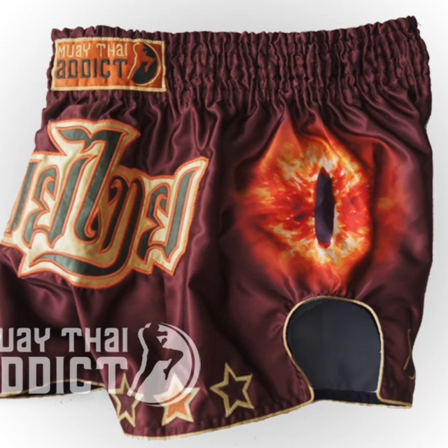 Dark Lord Limited Edition Muay Thai Shorts Pre-Order
