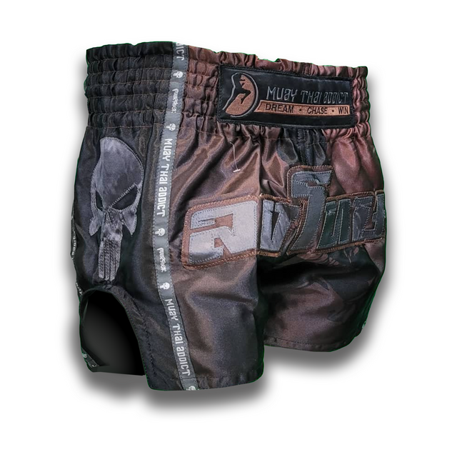 Thai Punisher Muay Thai Shorts