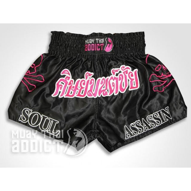 Black Kevin Ross - Soul Assassin Shorts