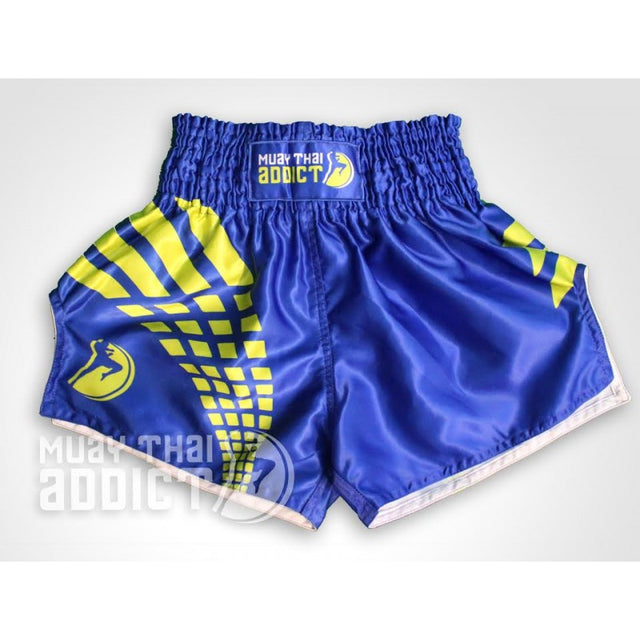 Blue Element Muay Thai Shorts