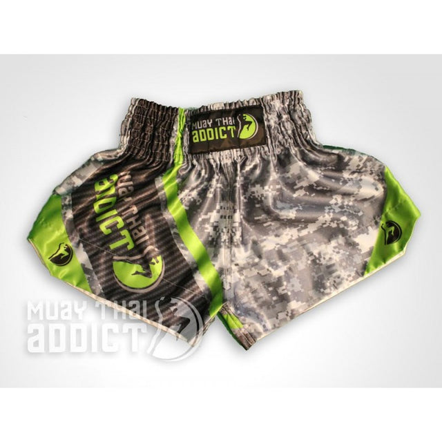 Digi Camo Warfare Shorts