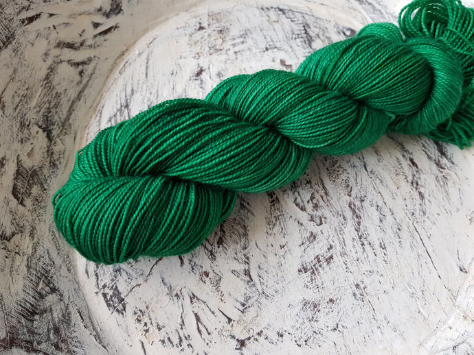 Daily Matcha - BFL - Bluefaced Leicester fingering weight 4 ply