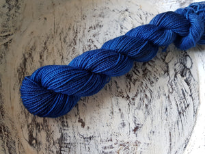 Lunar Eclipse - BFL - Leicester fingering weight 4 ply