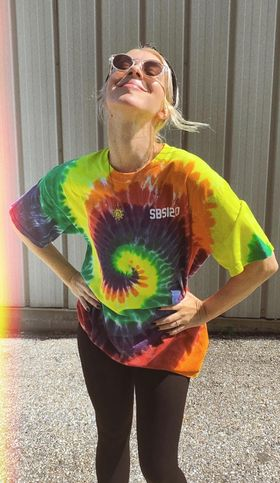TIE DYE SBSI20 STAFF T SHIRT - NOW AVAILABLE